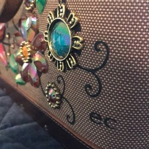 Collins of Texas Bags - Enid Collins of Texas Bejeweled Vintage Purse